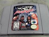 NINTENDO Nintendo 64 WCW/NWO REVENGE